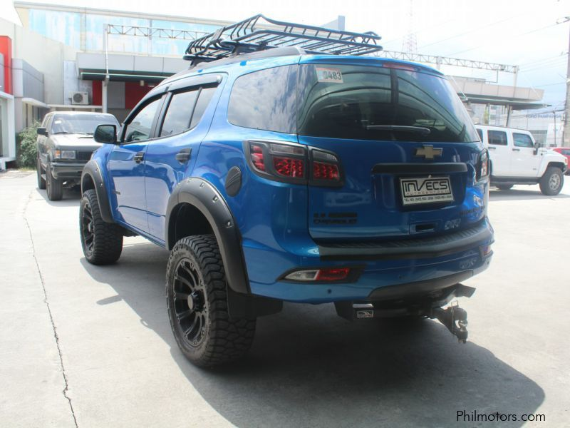 Used Chevrolet Trailblazer | 2013 Trailblazer for sale | Pampanga Chevrolet Trailblazer sales ...
