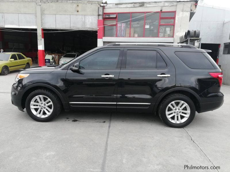 Ford Explorer XLT in Philippines