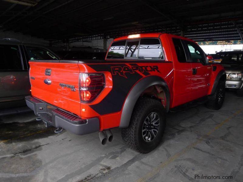 New Ford F150 Raptor Svt 2013 F150 Raptor Svt For Sale