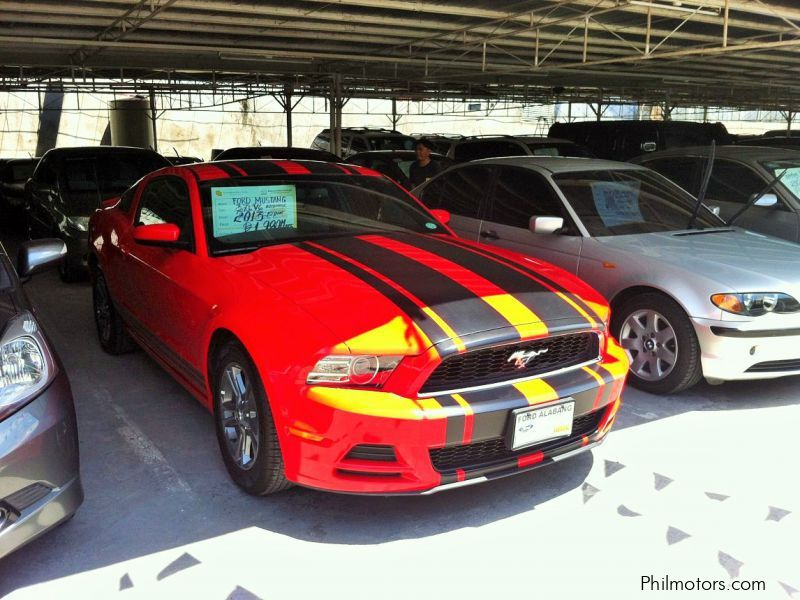 Used Ford Mustang | 2013 Mustang for sale | Muntinlupa ...