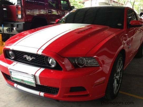 Used Ford Mustang Gt 2013 Mustang Gt For Sale Manila