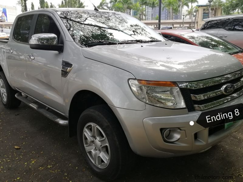 Ford Ranger XLT 2.2 in Philippines