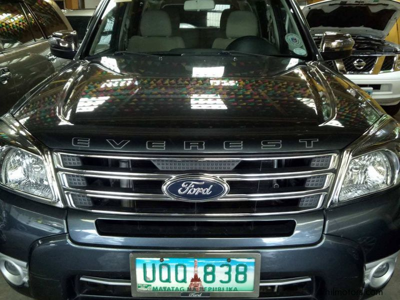 Used ford ford everest 2013 ford everest for sale for Phil long ford used cars motor city