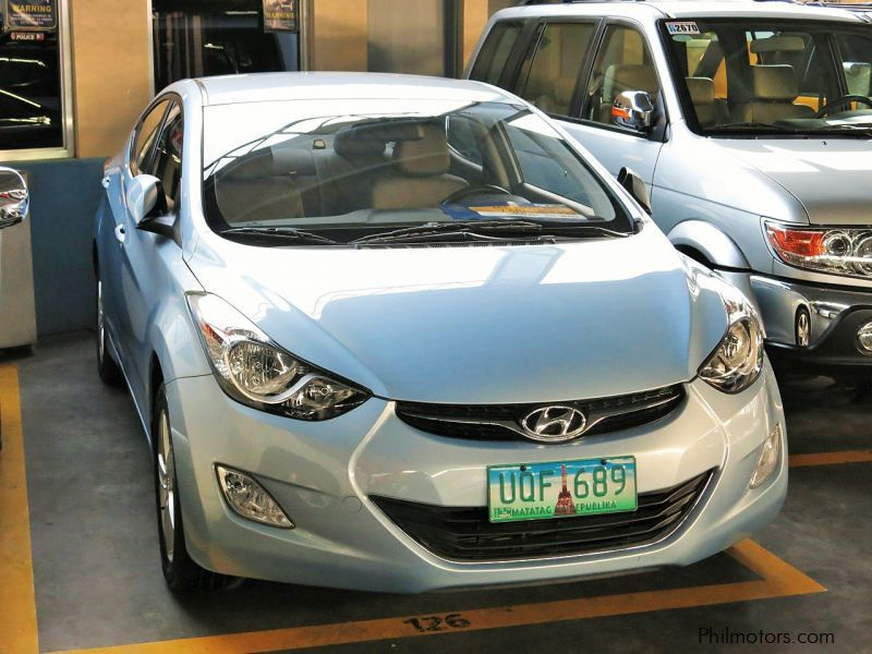 Used Hyundai Elantra 2013 Elantra For Sale Pasig City