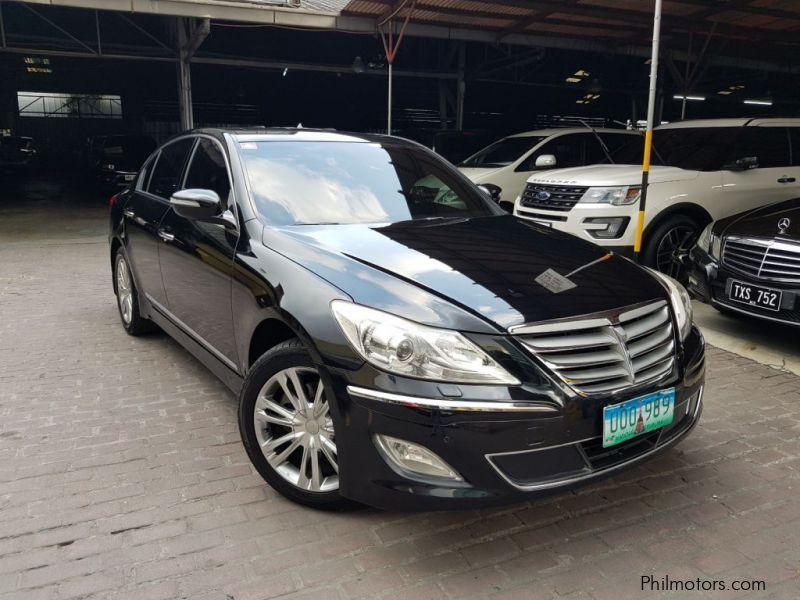 Used Hyundai Genesis 380 2013 Genesis 380 For Sale Pasig City