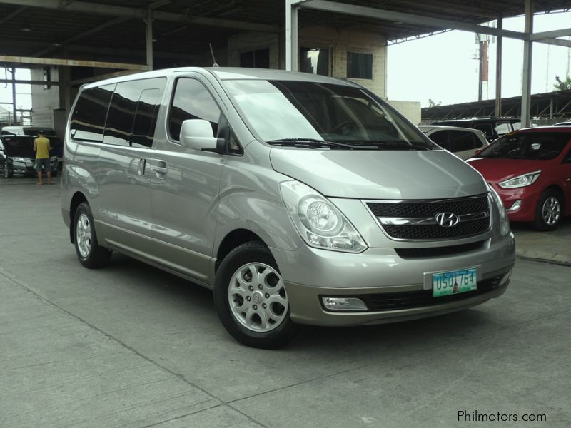 Used Hyundai Grand Starex Gold | 2013 Grand Starex Gold ...
