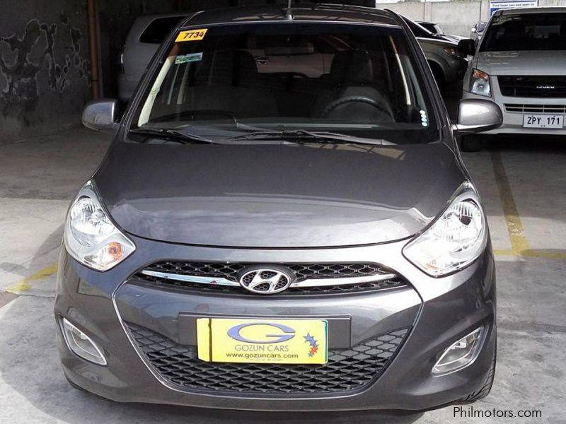 Used Hyundai I10 2013 I10 For Sale Pampanga Hyundai