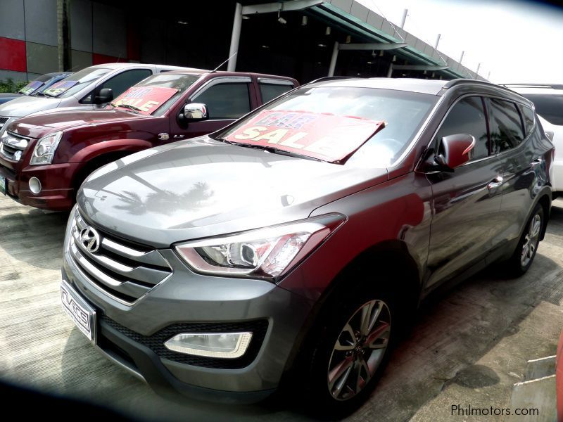Used Hyundai Santa Fe 2013 Santa Fe For Sale Pampanga