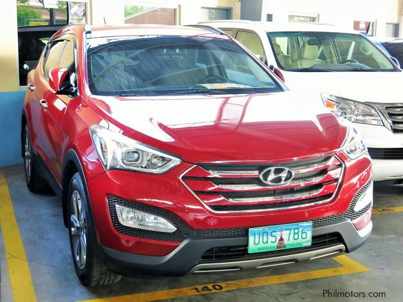 Used Hyundai Santa Fe 2013 Santa Fe For Sale Pasig