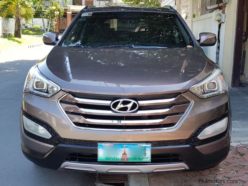 used hyundai santa fe 2013 santa fe for sale paranaque city hyundai santa fe sales hyundai santa fe price 698,000 used cars