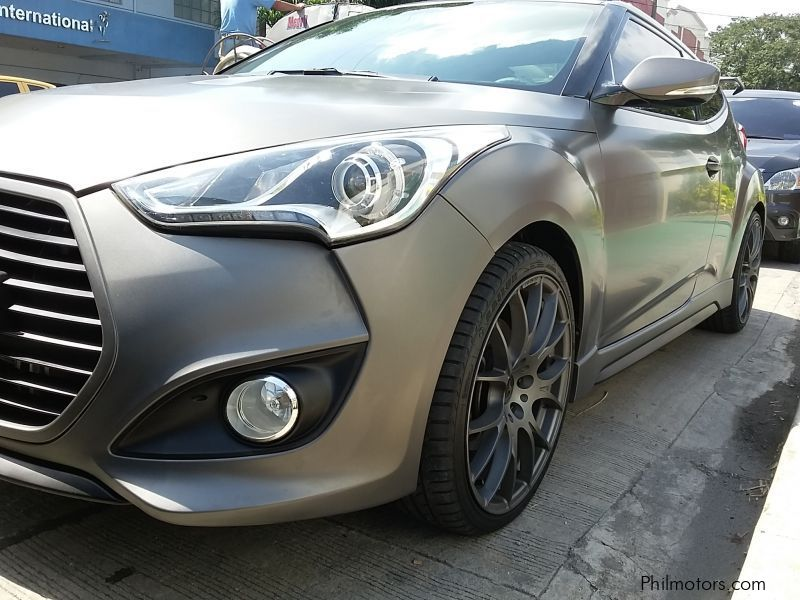 Used Hyundai Veloster 2013 Veloster For Sale Quezon