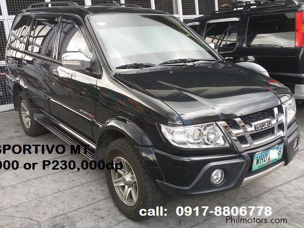 Used Isuzu Sportivo X   2013 Sportivo X for sale   Manila ...