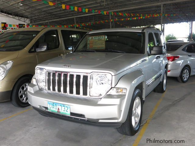 Jeep Cherokee Liberty Limited In Philippines ...