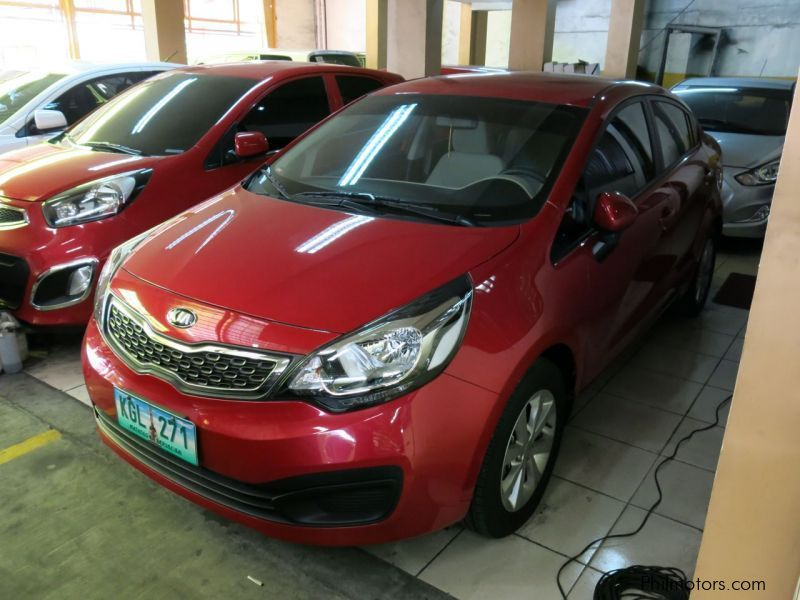 Used Kia Rio 2013 Rio For Sale Quezon City Kia Rio