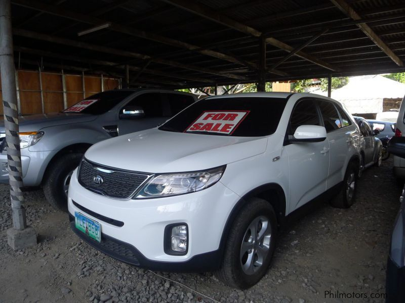 used kia sorento 2013 sorento for sale cebu kia. Black Bedroom Furniture Sets. Home Design Ideas