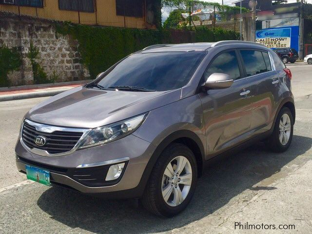 Nice Kia Sportage Ex In Philippines ...