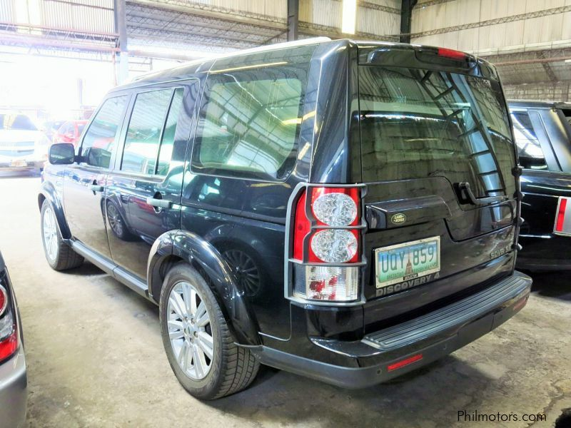 Used Land Rover Discovery Lr4 2013 Discovery Lr4 For