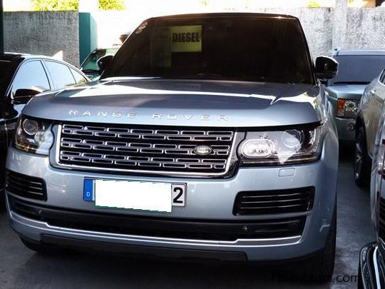Land Rover Range Rover  in Philippines