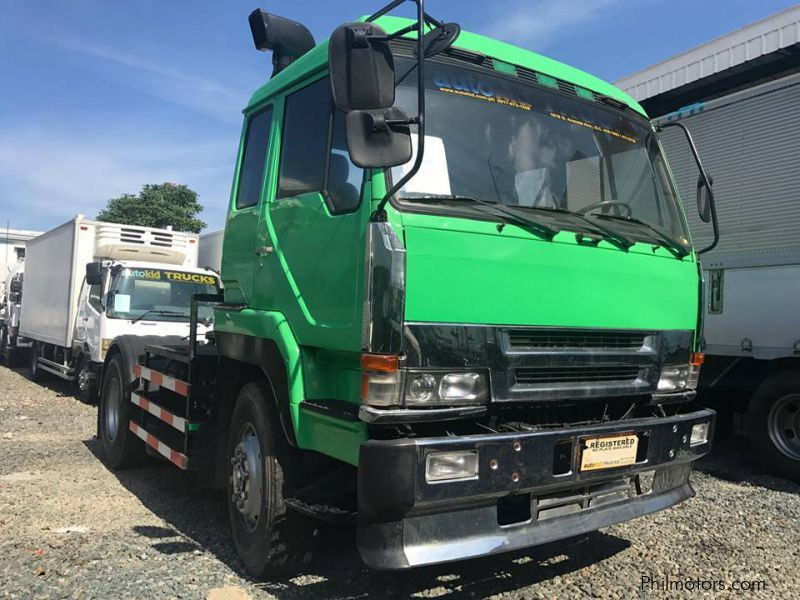 Mitsubishi 6wheeler Tractor Head in Philippines