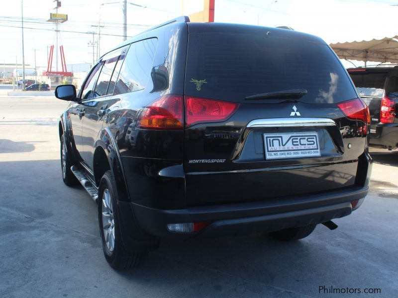 Used Mitsubishi Montero Sport GLX | 2013 Montero Sport GLX for sale | Pampanga Mitsubishi ...