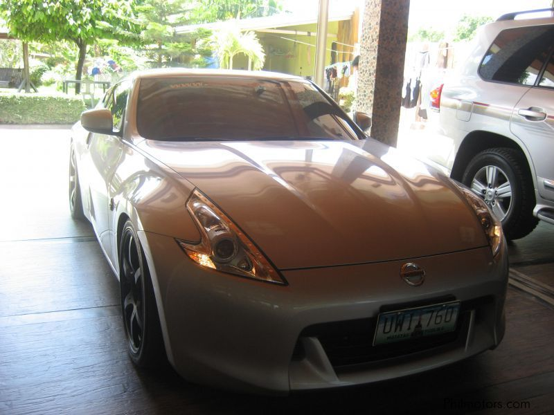 Nissan 370zin Philippines ...