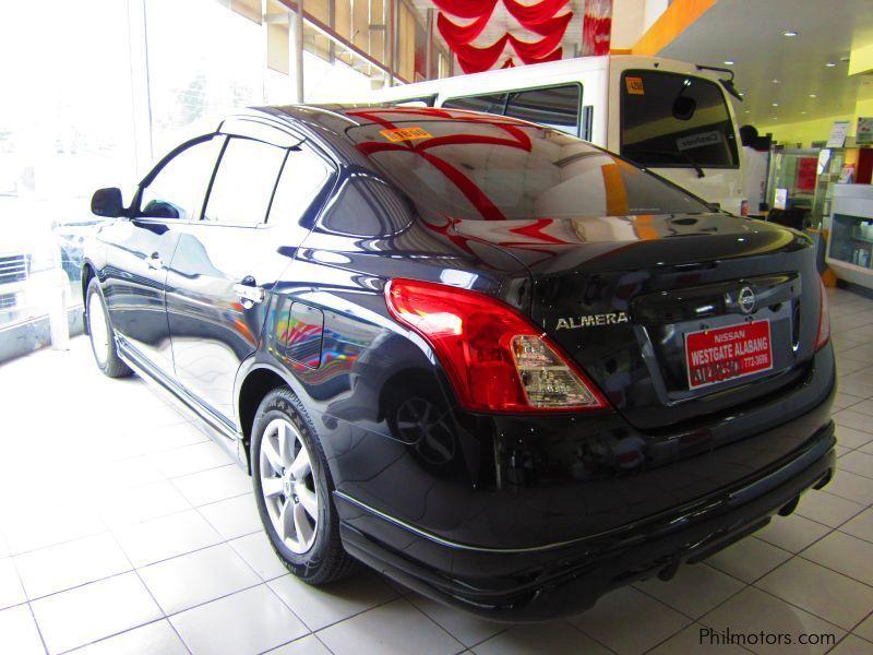 ... sale   Muntinlupa City Nissan Almera S.Edition sales   Nissan Almera S