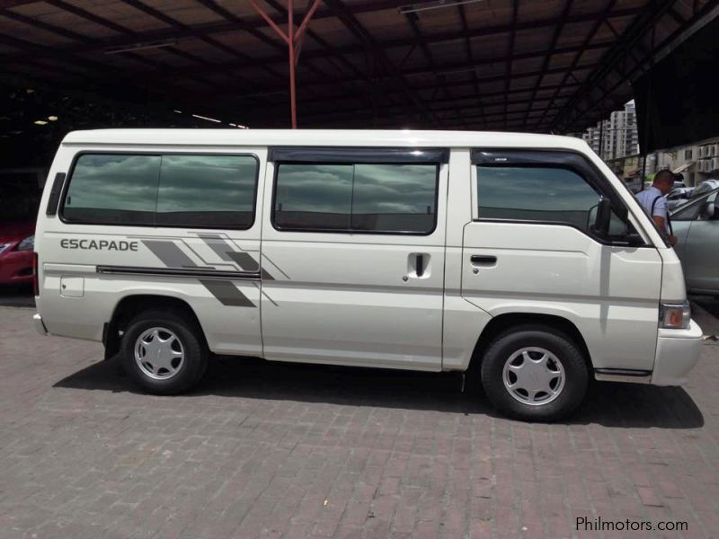 Used Nissan Urvan Escapade | 2013 Urvan Escapade for sale | Pasig City ...