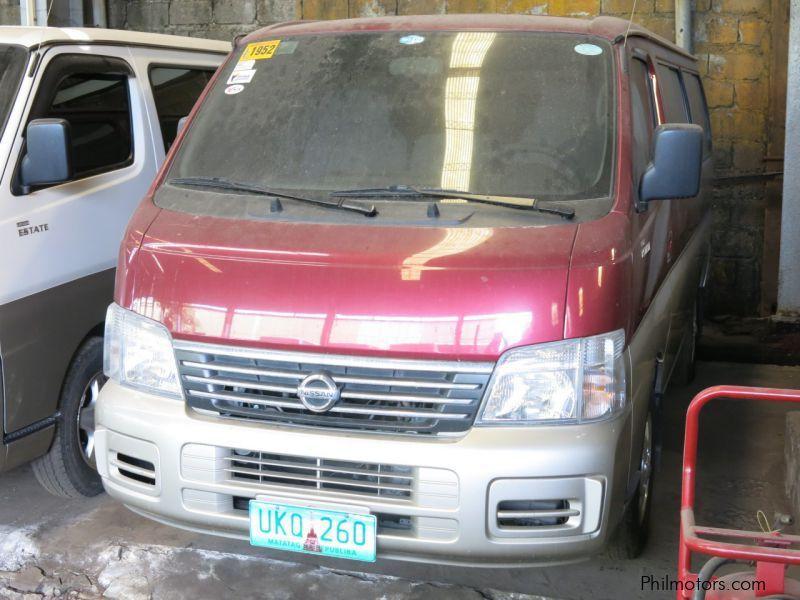 Used Nissan Urvan Estate | 2013 Urvan Estate for sale | Quezon City ...