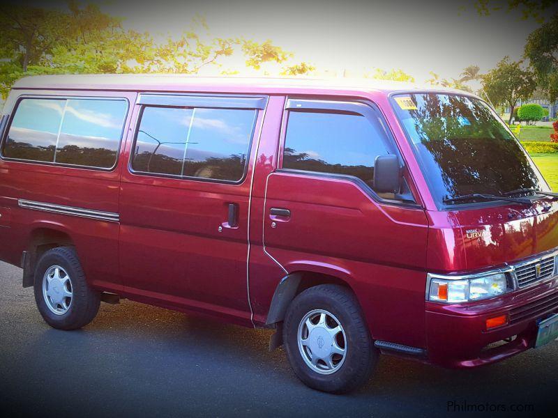 Used Nissan Urvan VX   2013 Urvan VX for sale   Paranaque ...