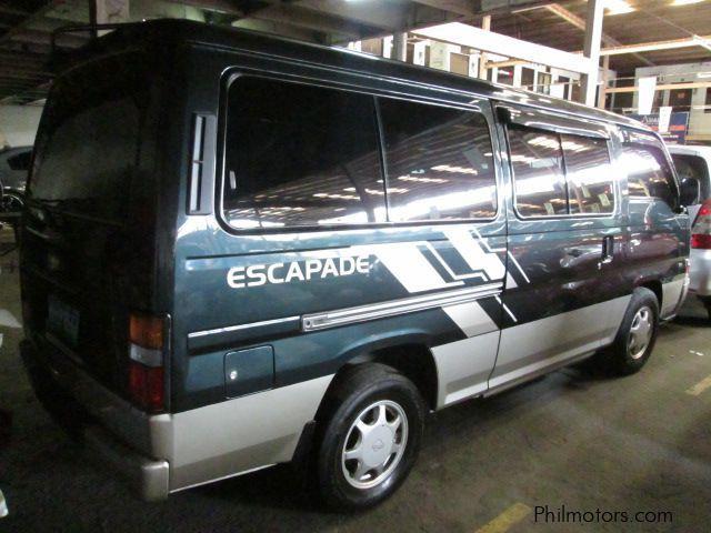 Used Nissan Urvan escapade | 2013 Urvan escapade for sale ...