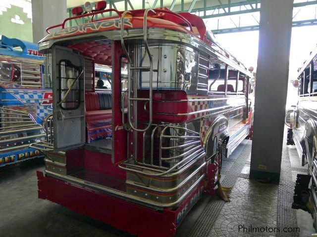 Used Cars Philippines >> Used Owner Type Jeepney Bus   2013 Jeepney Bus for sale