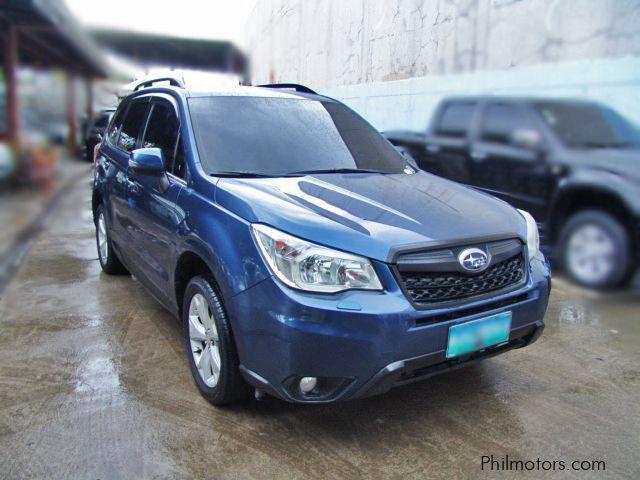 Subaru Foresterin Philippines ...