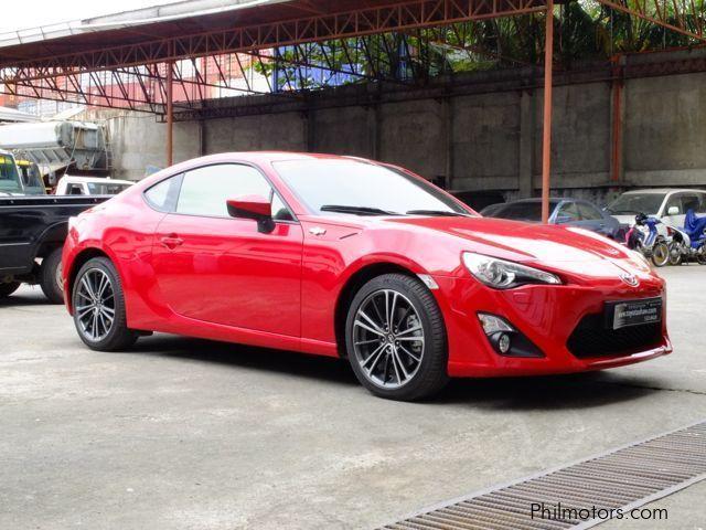 New Toyota 86 2013 86 For Sale Cebu Toyota 86 Sales