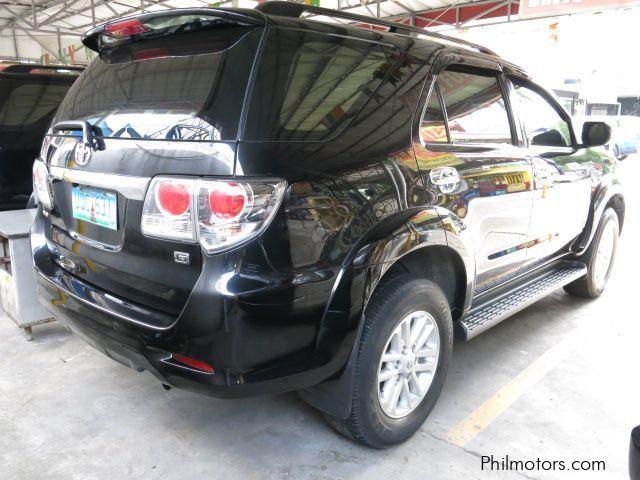 Used Toyota Fortuner D 4d 2013 Fortuner D 4d For Sale Pasig City Toyota Fortuner D 4d Sales