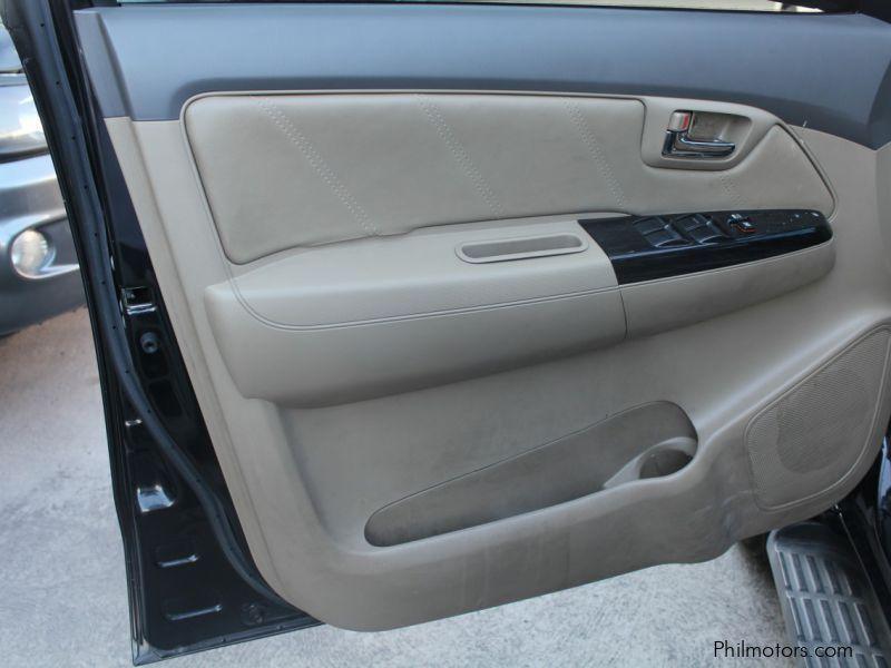 Used Toyota Fortuner V 2013 Fortuner V For Sale