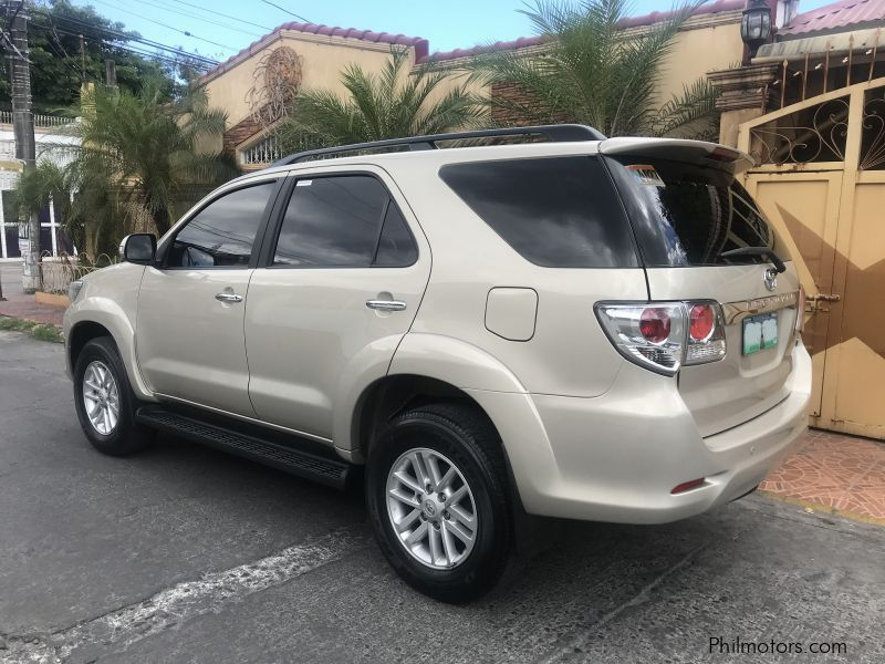 Used Toyota Fortuner 2013 Fortuner For Sale Paranaque