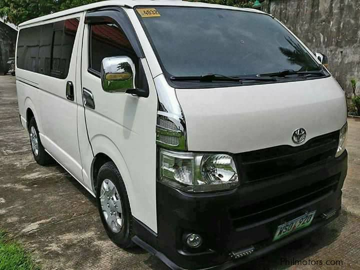 Used Toyota Hiace Commuter | 2013 Hiace Commuter for sale ...