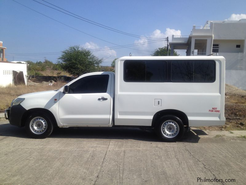 Used Toyota Hilux FX 2013 Hilux FX for sale