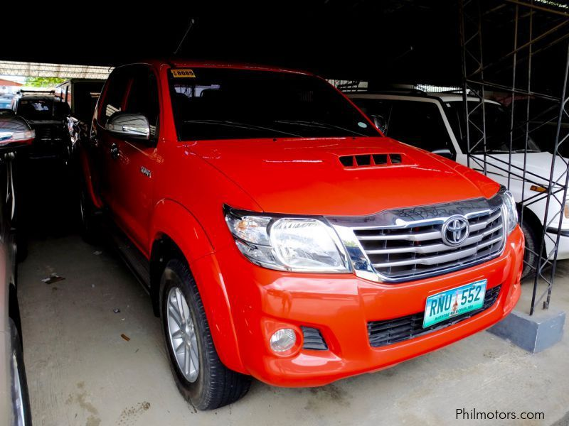 Used Toyota Hilux G 2013 Hilux G for sale