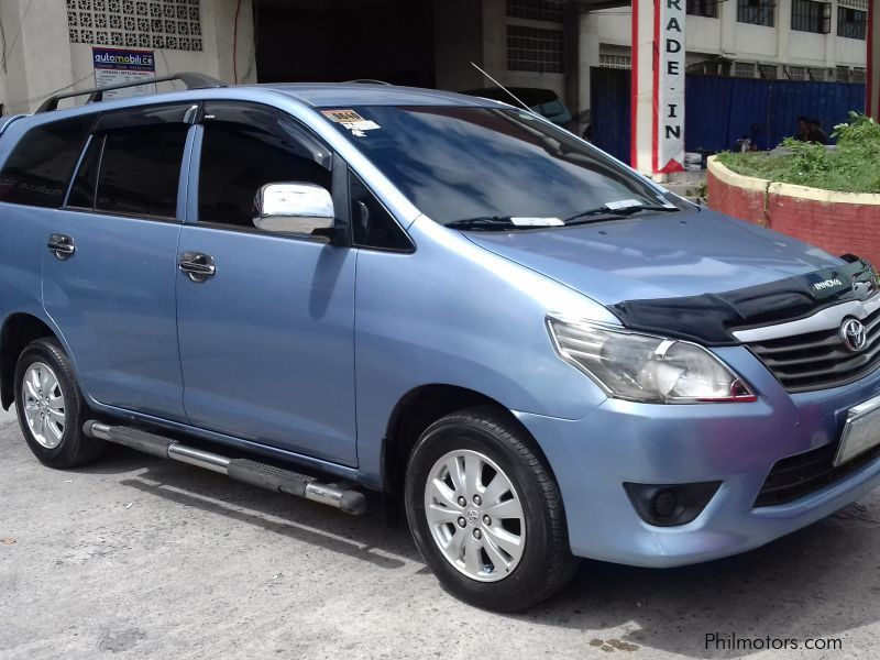 Used Toyota Innova 2013 Innova For Sale Paranaque City
