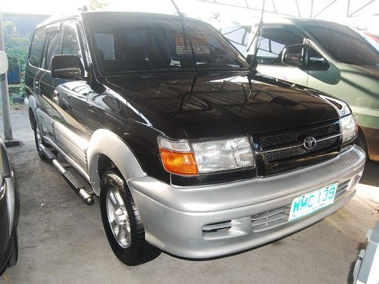 Toyota Revo Sport Runnerin Philippines ...