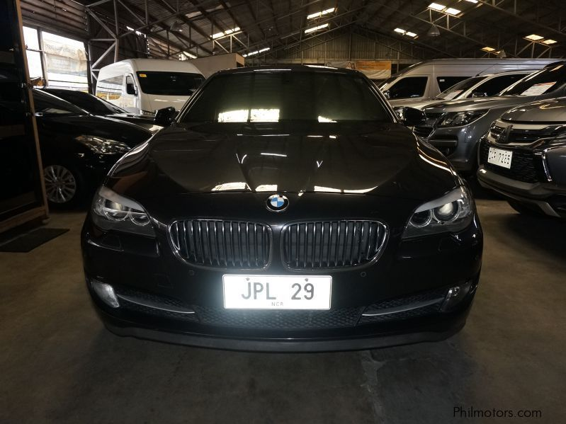 BMW 520d in Philippines