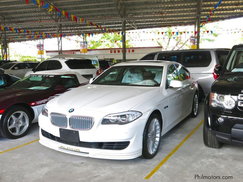 Used BMW Alpina Alpina For Sale Pasig City BMW Alpina - Bmw 5 series alpina for sale