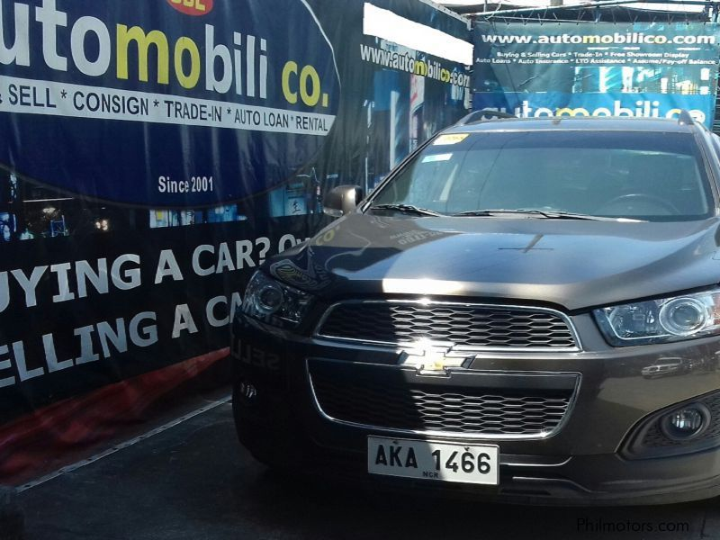 used chevrolet captiva 2014 captiva for sale paranaque city chevrolet captiva sales chevrolet captiva price 758,000 used cars