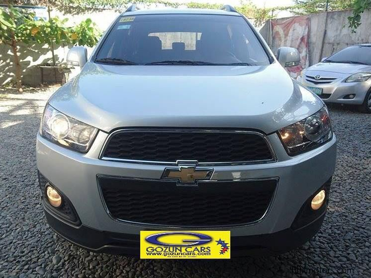 used chevrolet captiva 2014 captiva for sale pampanga chevrolet captiva s. Cars Review. Best American Auto & Cars Review