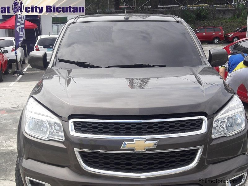 used chevrolet colorado 2014 colorado for sale paranaque city chevrolet colorado sales chevrolet colorado price 698,000 used cars