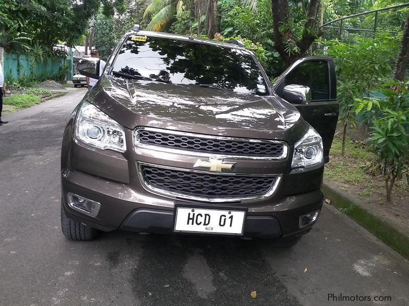 Chevrolet Colorado In Philippines ...