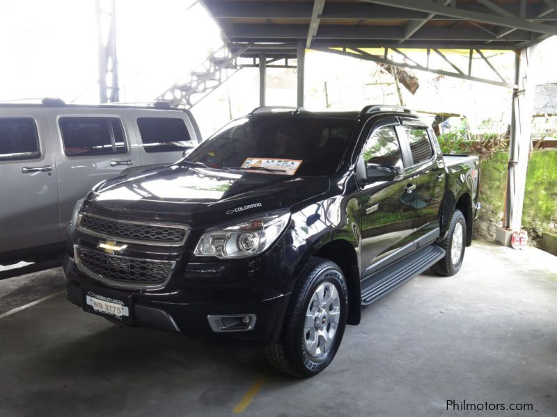 used chevrolet colorado 2014 colorado for sale pasig city chevrolet colorado sales. Black Bedroom Furniture Sets. Home Design Ideas