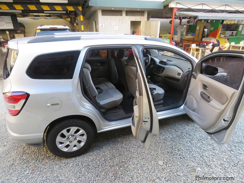 Used Chevrolet Spin Ltz 2014 Spin Ltz For Sale Cebu Chevrolet