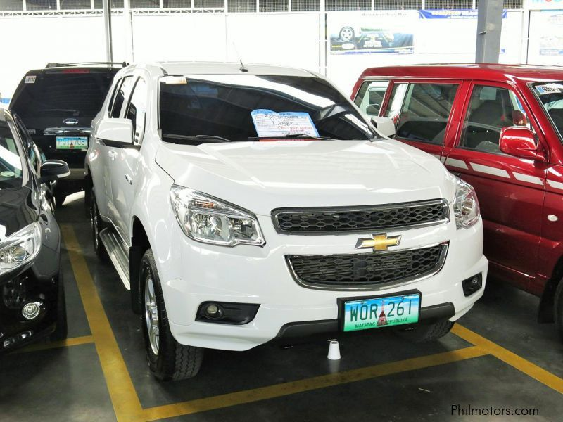 used chevrolet trailblazer 2014 trailblazer for sale pasig city chevrolet. Cars Review. Best American Auto & Cars Review